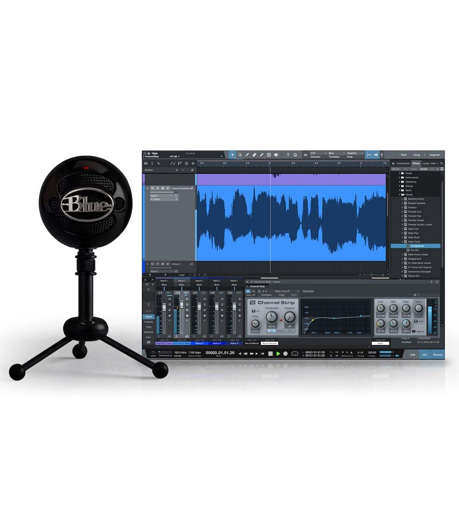 Buy Blue Snowball Studio USB Recording System Melody House
