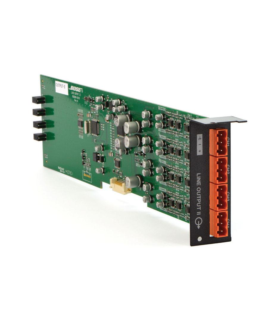 ESP 00 Mic Line output card II