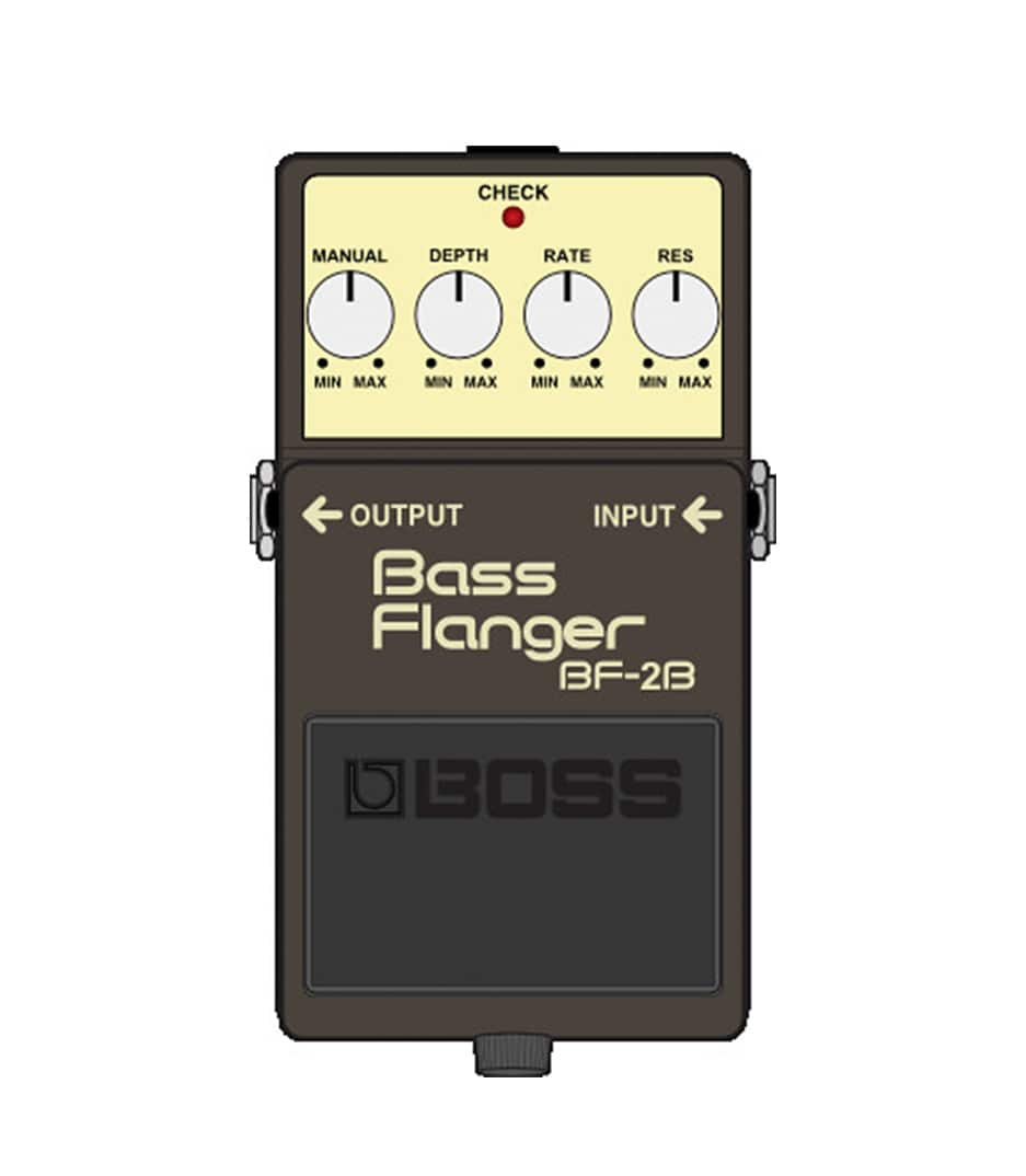 buy boss bf 2b bass flanger