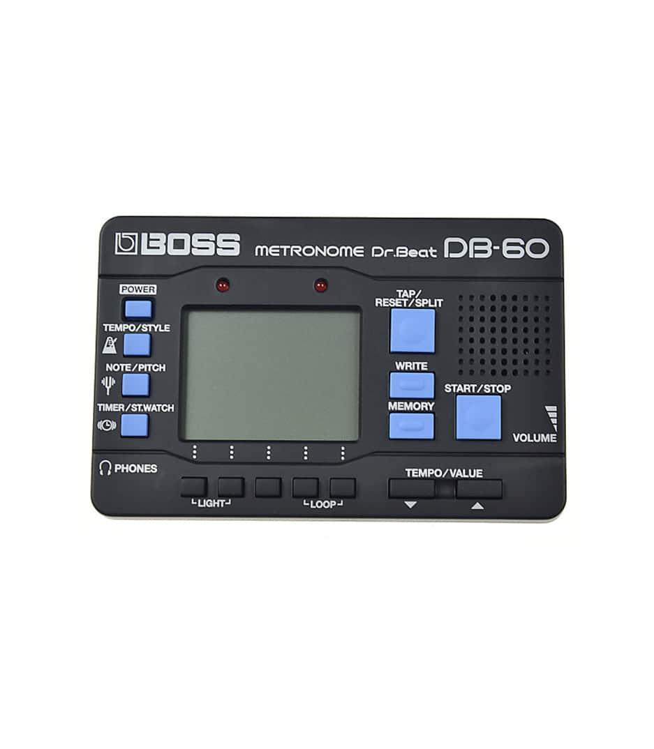 Boss - DB60 Metronome