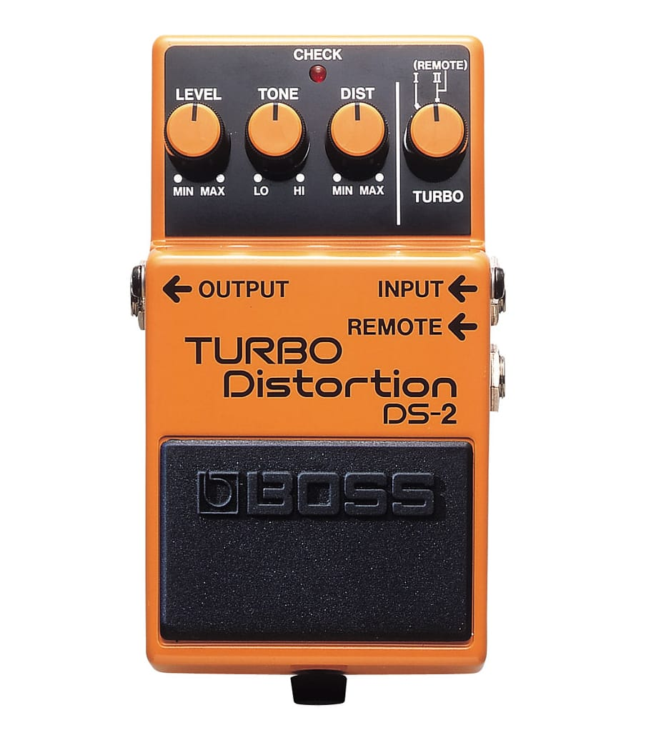 Buy boss DS 2 Turbo distortion Melody House