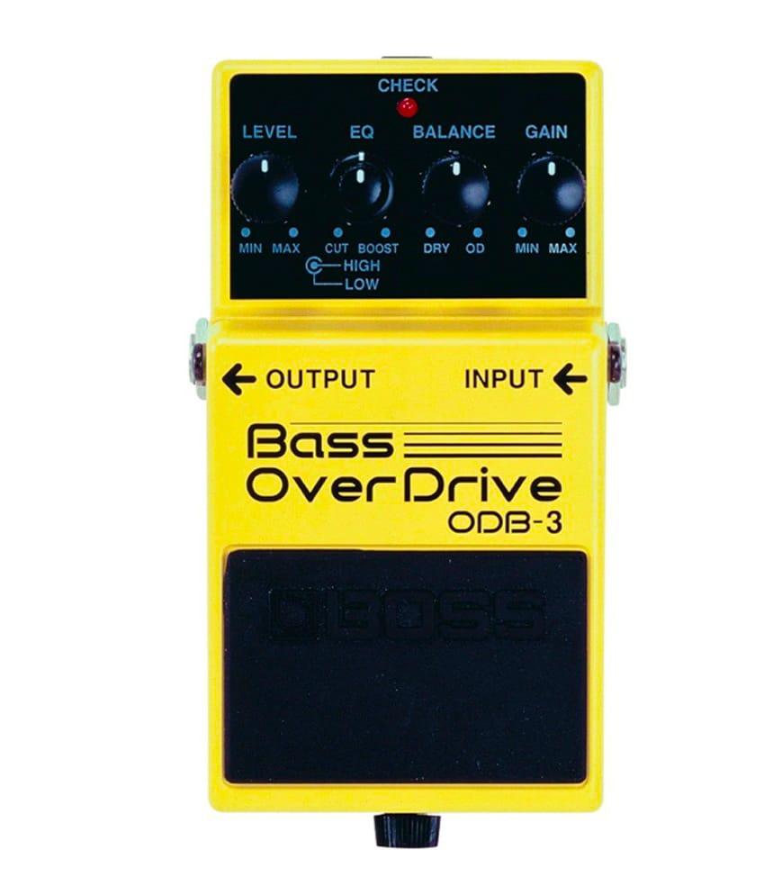 Buy Boss - ODB 3 Bass Overdrive