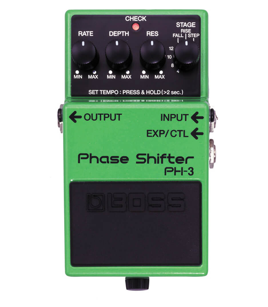buy boss roland ph 3 phase shifter compact pedal