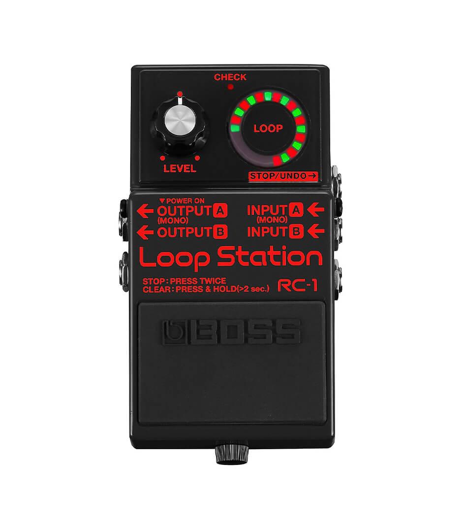 buy boss rc 1 bk boss rc 1 loop station black