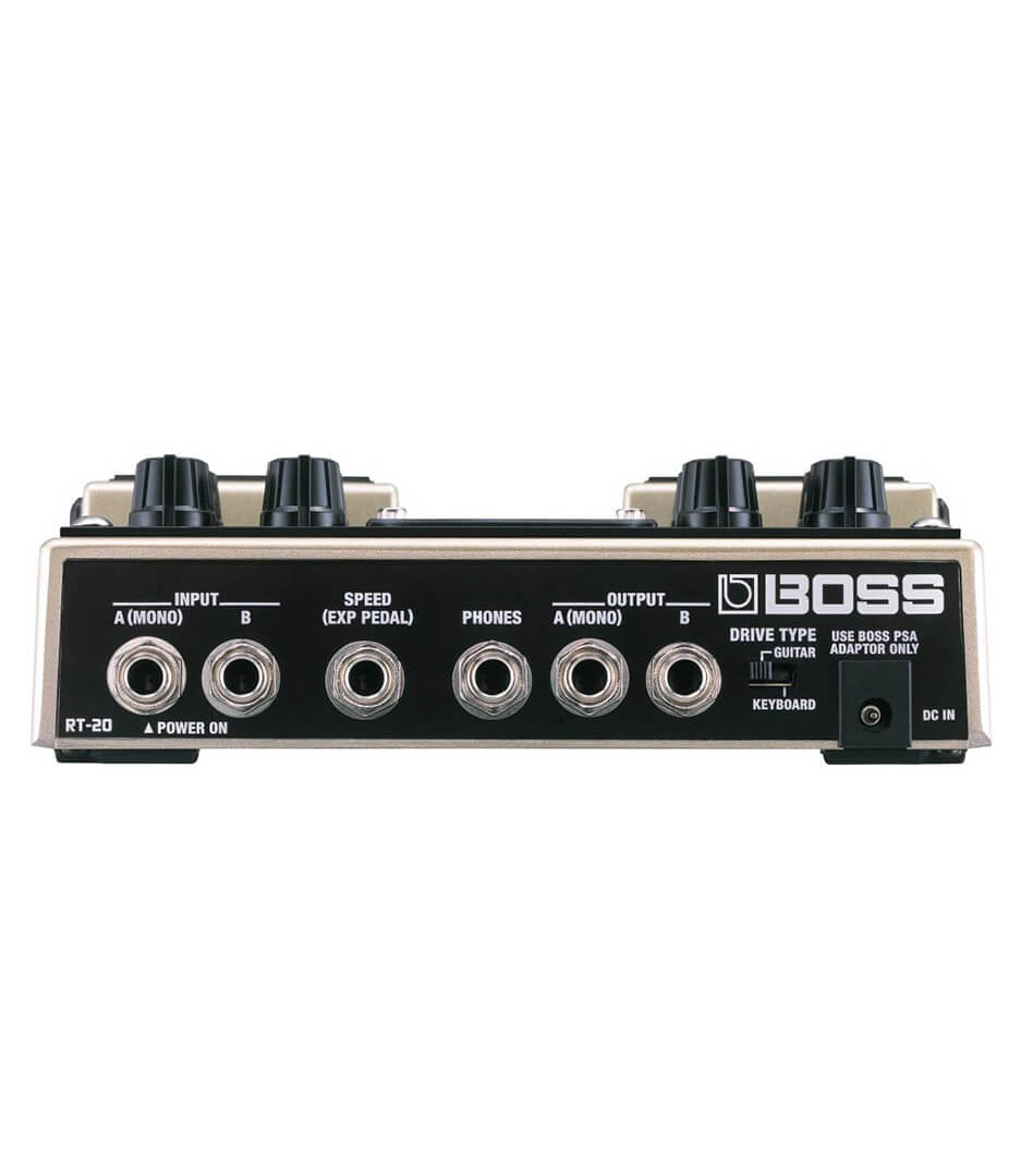 Boss - RT-20 - Melody House Musical Instruments