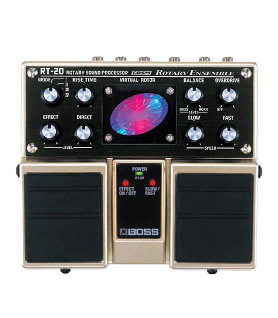 buy boss rt 20 boss rt 20 twin pedal  rotary sound processo
