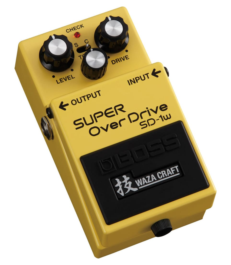 Boss - SD 1W Super Overdrive - Melody House