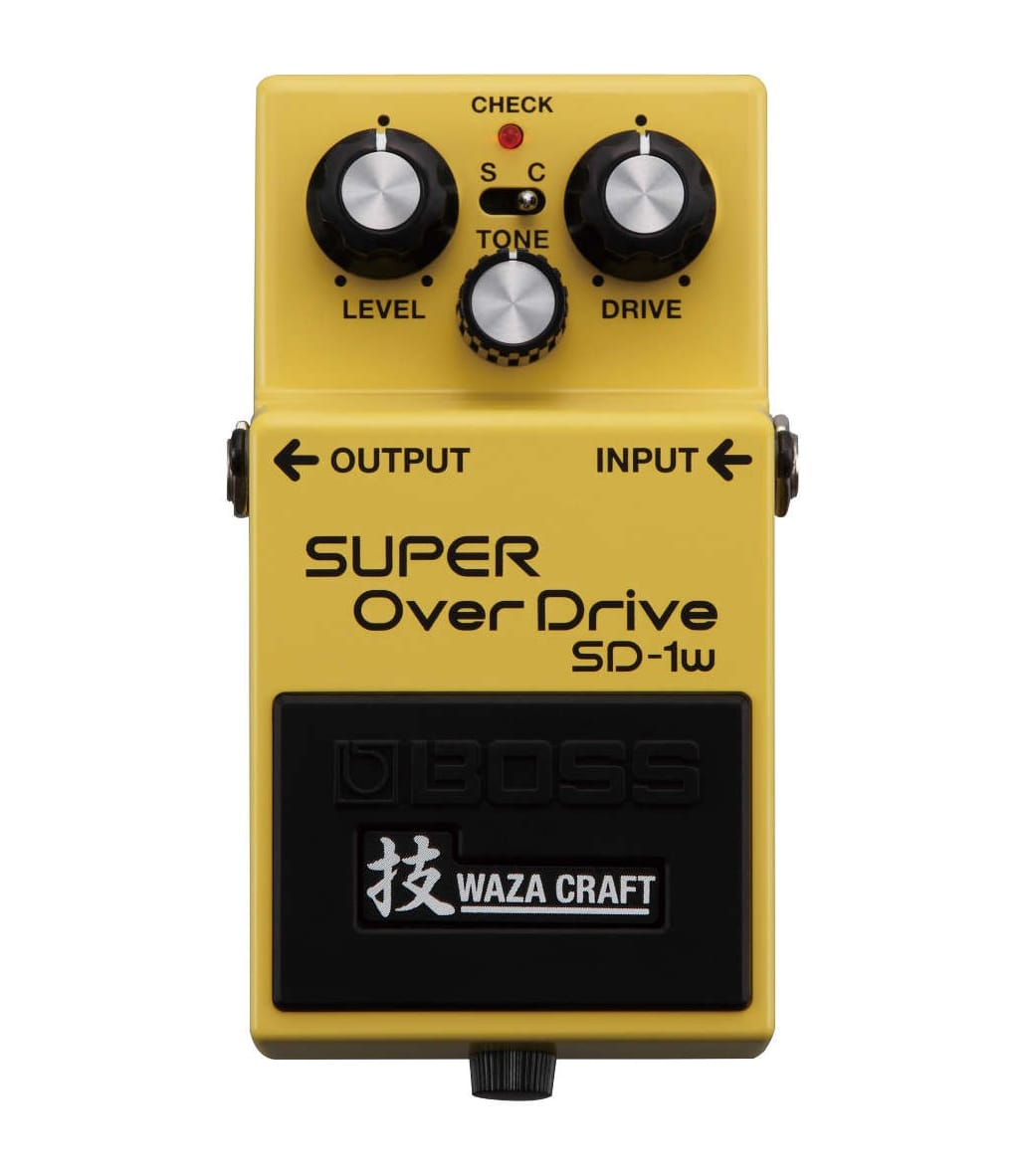 Boss - SD 1W Super Overdrive