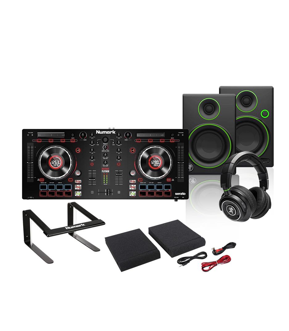 buy melodyhouse dj bundle 2 numark mixtrack platinum controller sh