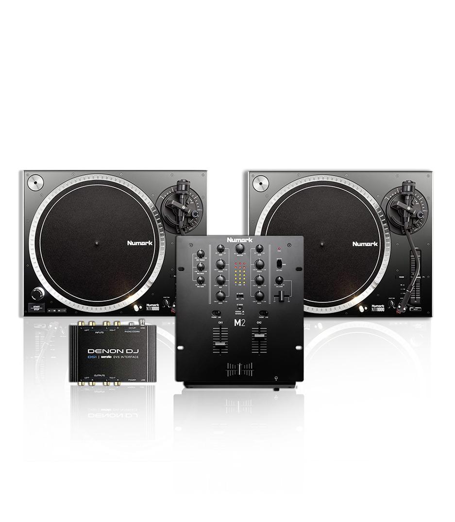 buy melodyhouse djttpkg1 dj turntablist  essential package