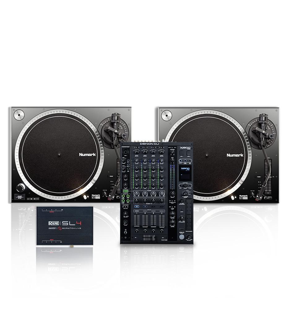 buy melodyhouse djttpkg3 dj pro turntablist ultimate package