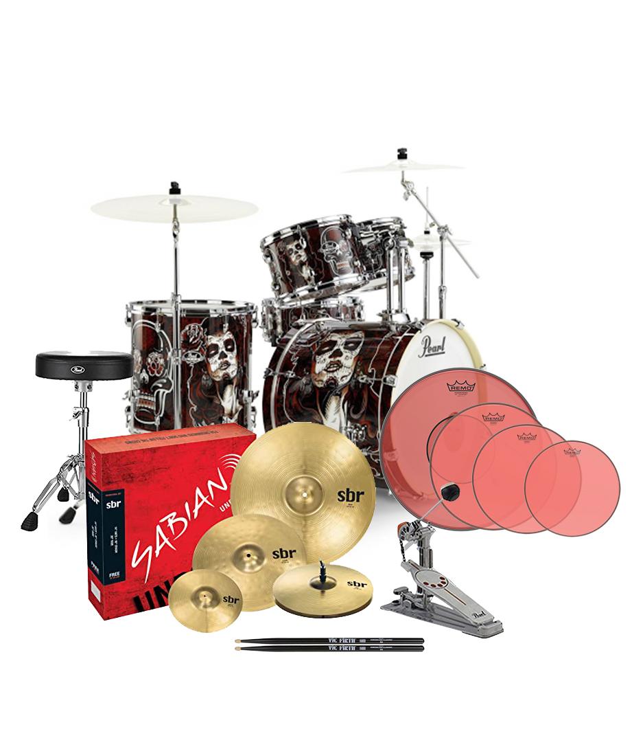 buy melodyhouse drum bundle 2 export artizan drum set catrina s cr