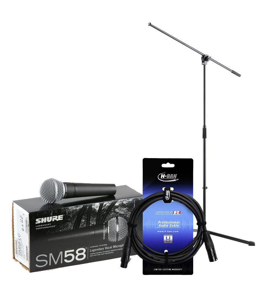 buy melodyhouse mic bundle shure microphone sm58 with k m micropho