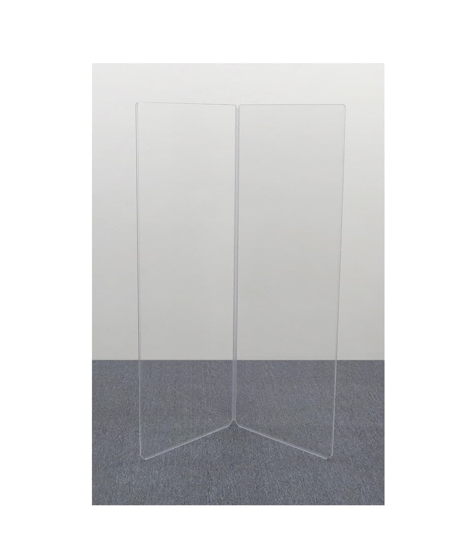 Buy clearsonic A5 2 48 wide x 66 high 2 section Add On w Hinge Melody House