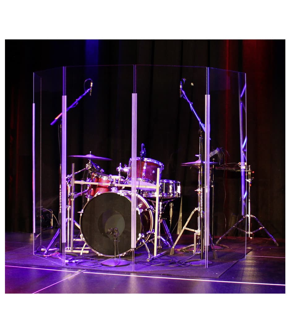 Buy clearsonic Drums Shield LITE2466 X5 Melody House