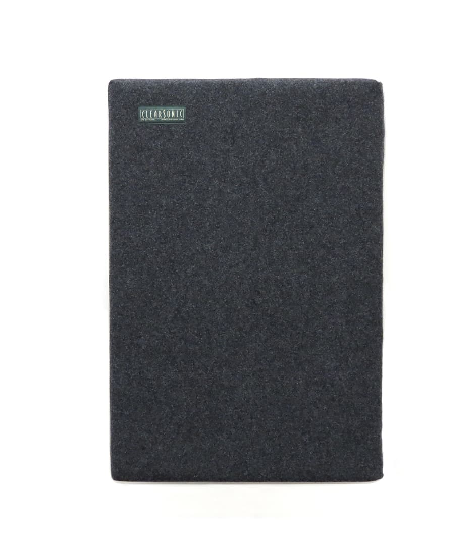 Buy clearsonic S3D SORBER 22 wide x 33 high x1.6 thick velcro Melody House