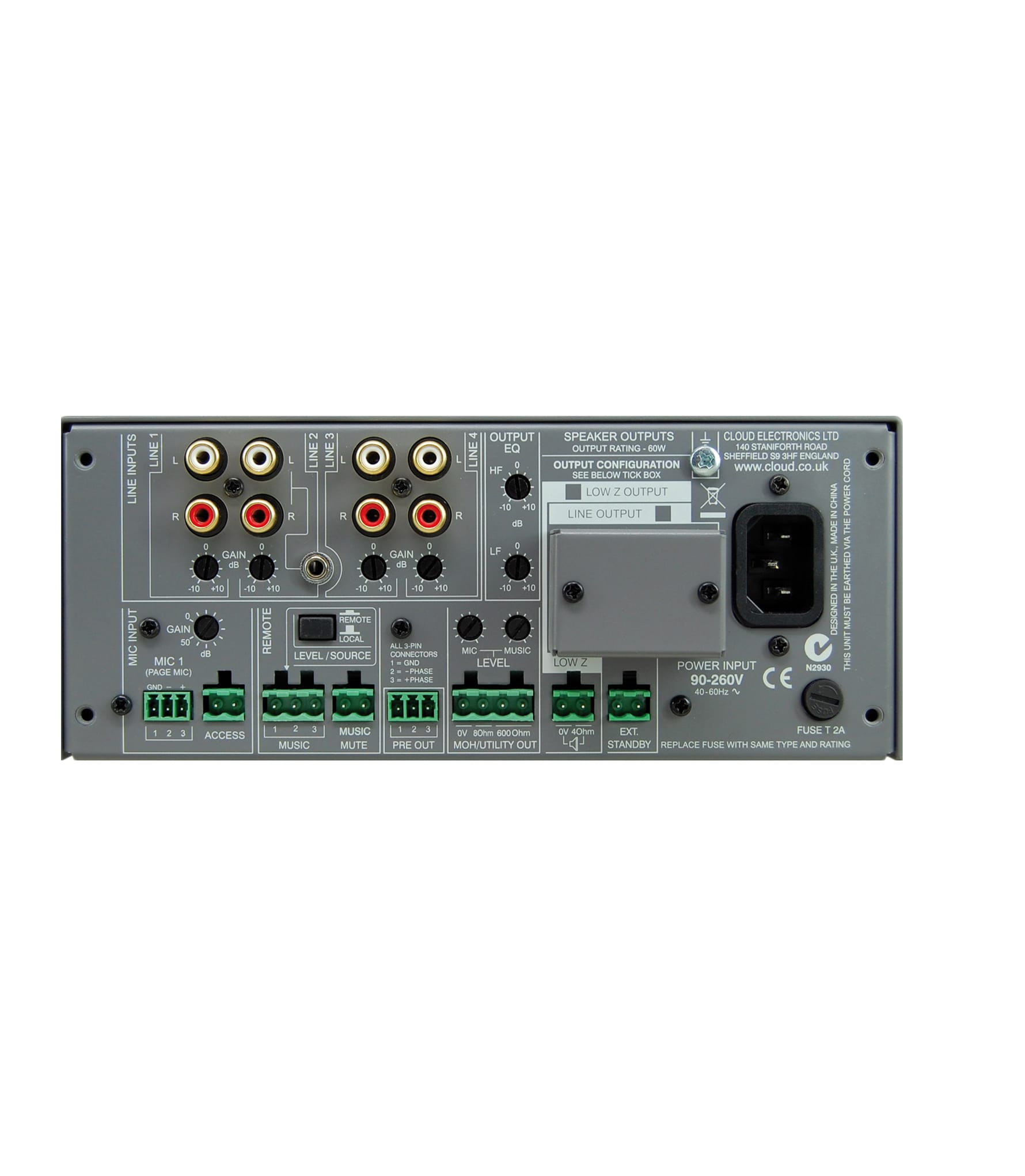 MA60 - Buy Online