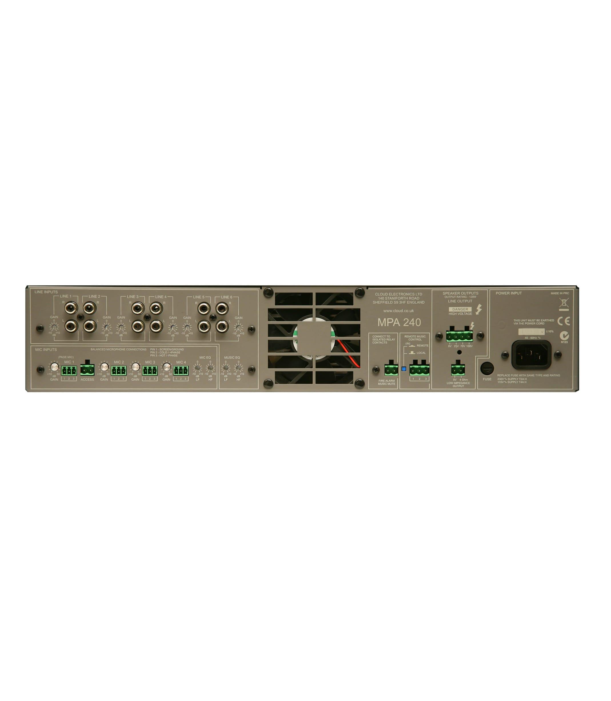 MPA240 - Buy Online