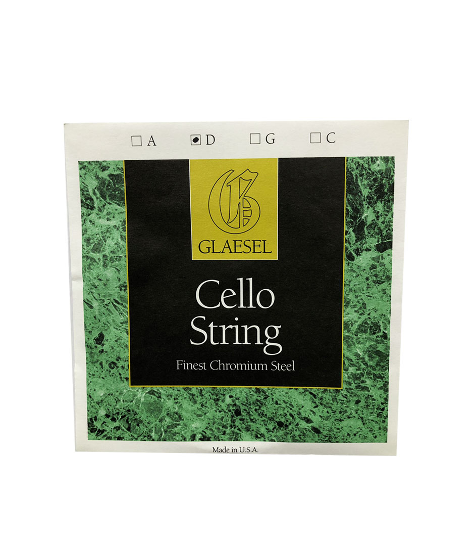 Buy Conn Selmer - Glaesel Cello Chromium D Steel String