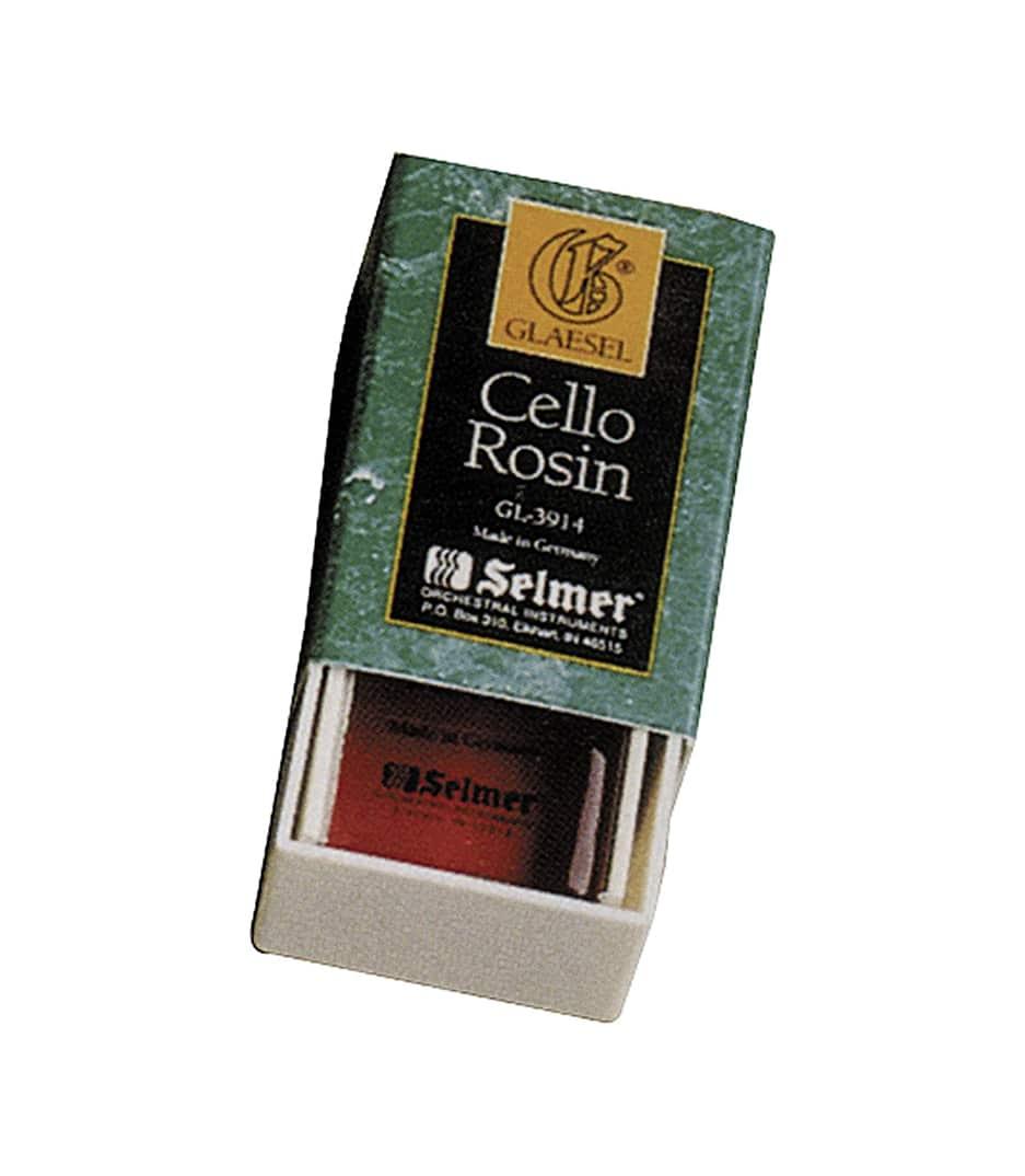 buy connselmer glaesel light amber cello rosin
