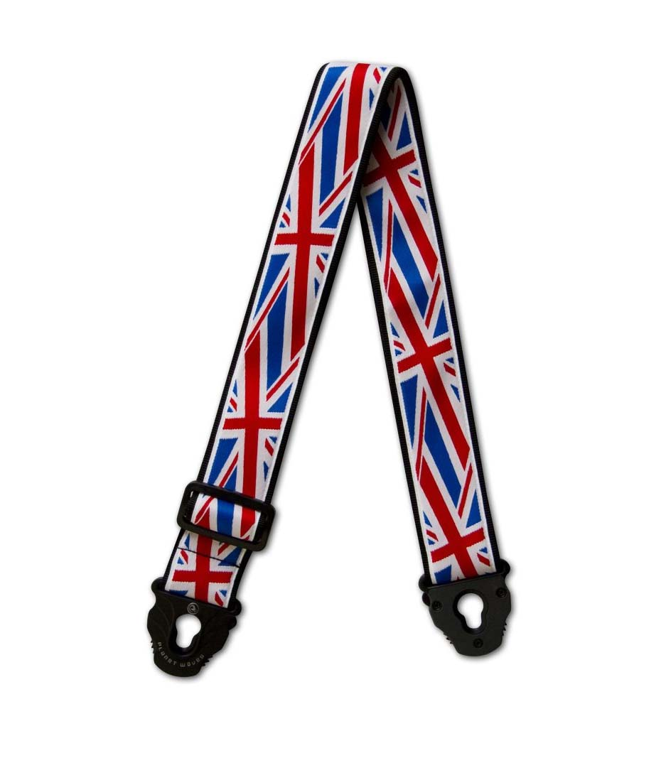 Buy d'addario 50PLA1150MM PLANET LOCK UNION JACK Melody House