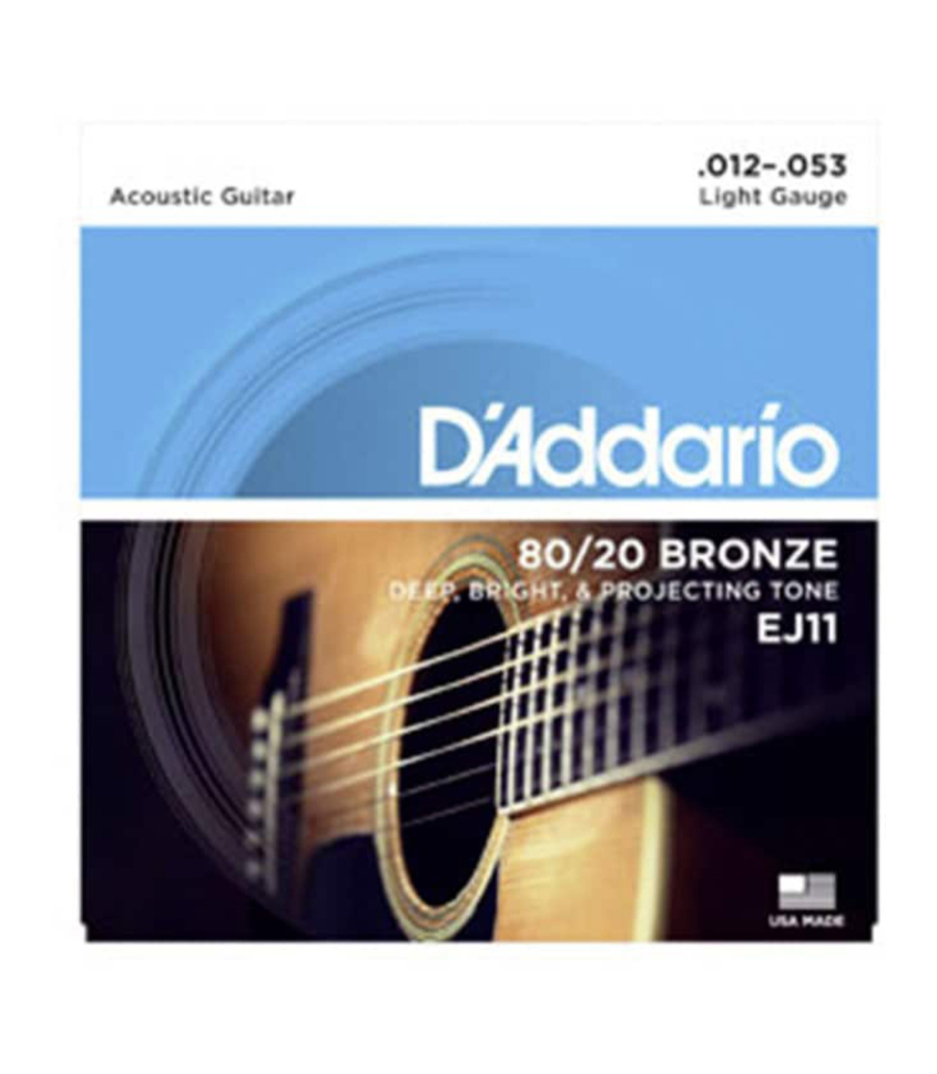 D'Addario - EJ11 - Melody House Musical Instruments