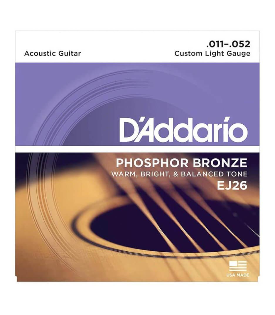 Buy D'Addario - EJ26