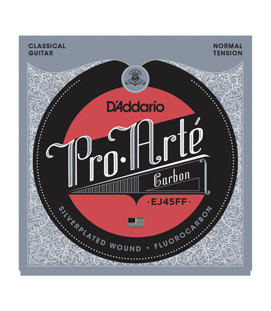 D'Addario - EJ45FF - Melody House Musical Instruments