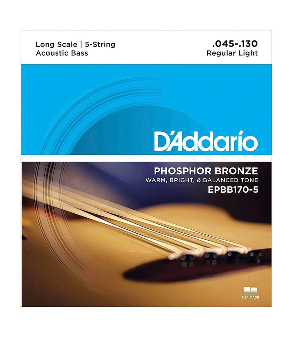 D'Addario - EPBB170 5