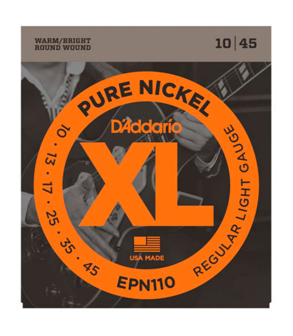 d'addario - EPN110 - Melody House Musical Instruments