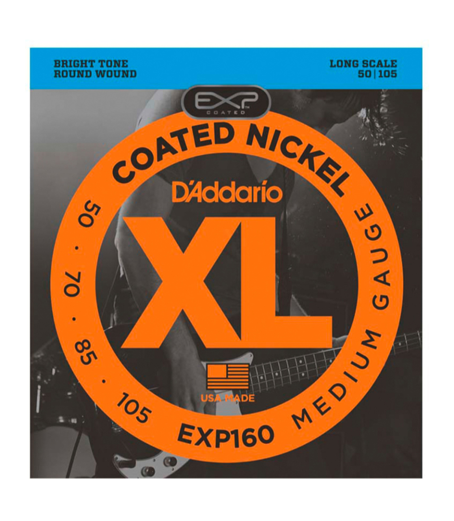 d'addario - EXP160 - Melody House Musical Instruments