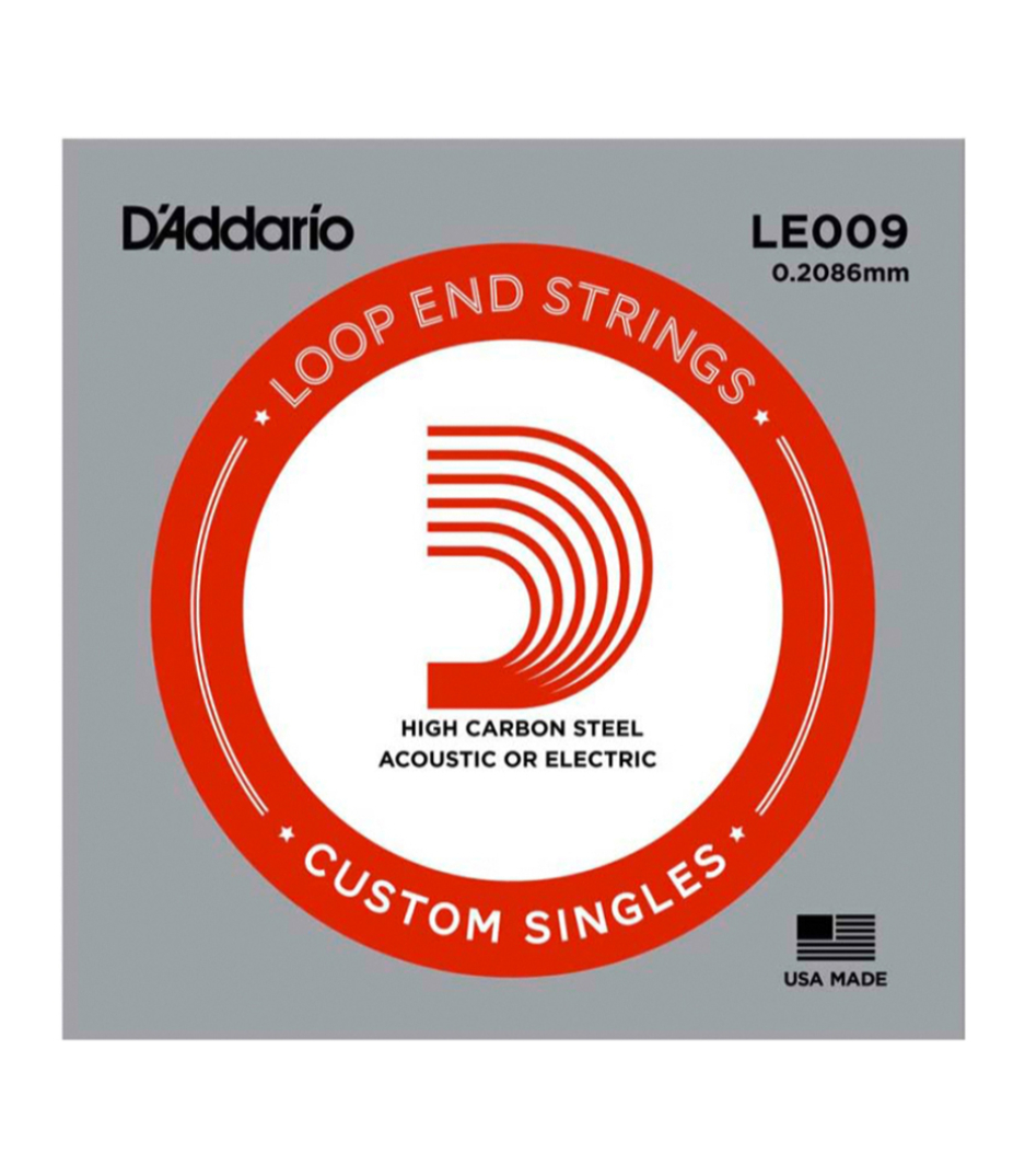 D'Addario - LE009 - Melody House Musical Instruments