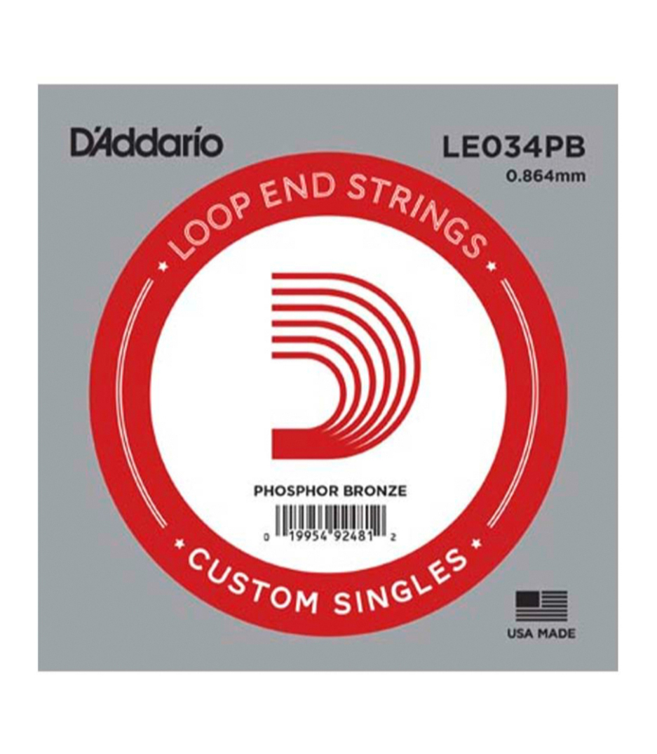 D'Addario - LE034PB - Melody House Musical Instruments