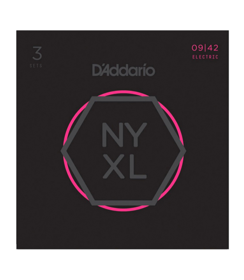 D'Addario - NYXL0942 - Melody House Musical Instruments
