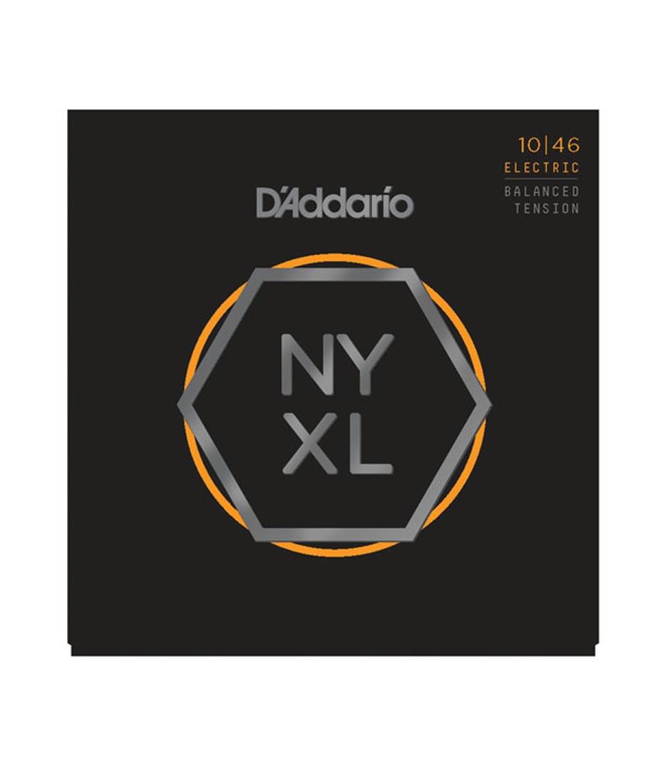 Buy d'addario NYXL1046BT SET ELEC GTR NYXL REG LITE Melody House