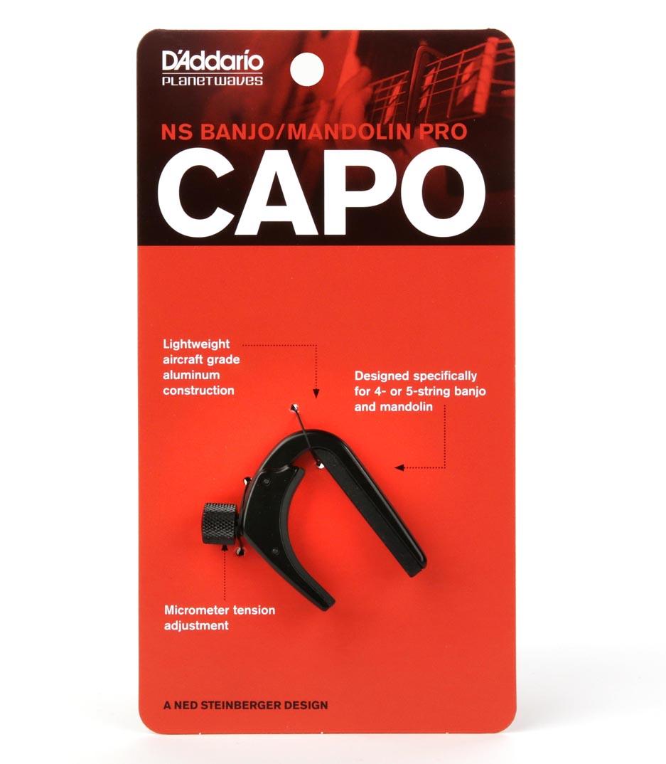 buy d'addario ukulele pro capo adjustable tension