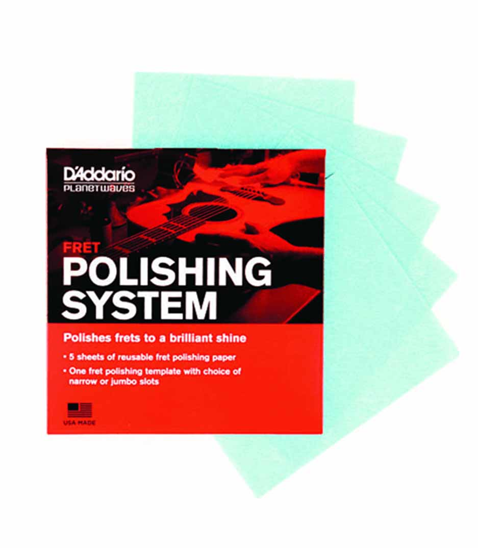 Buy D'Addario - Fret Polishing System