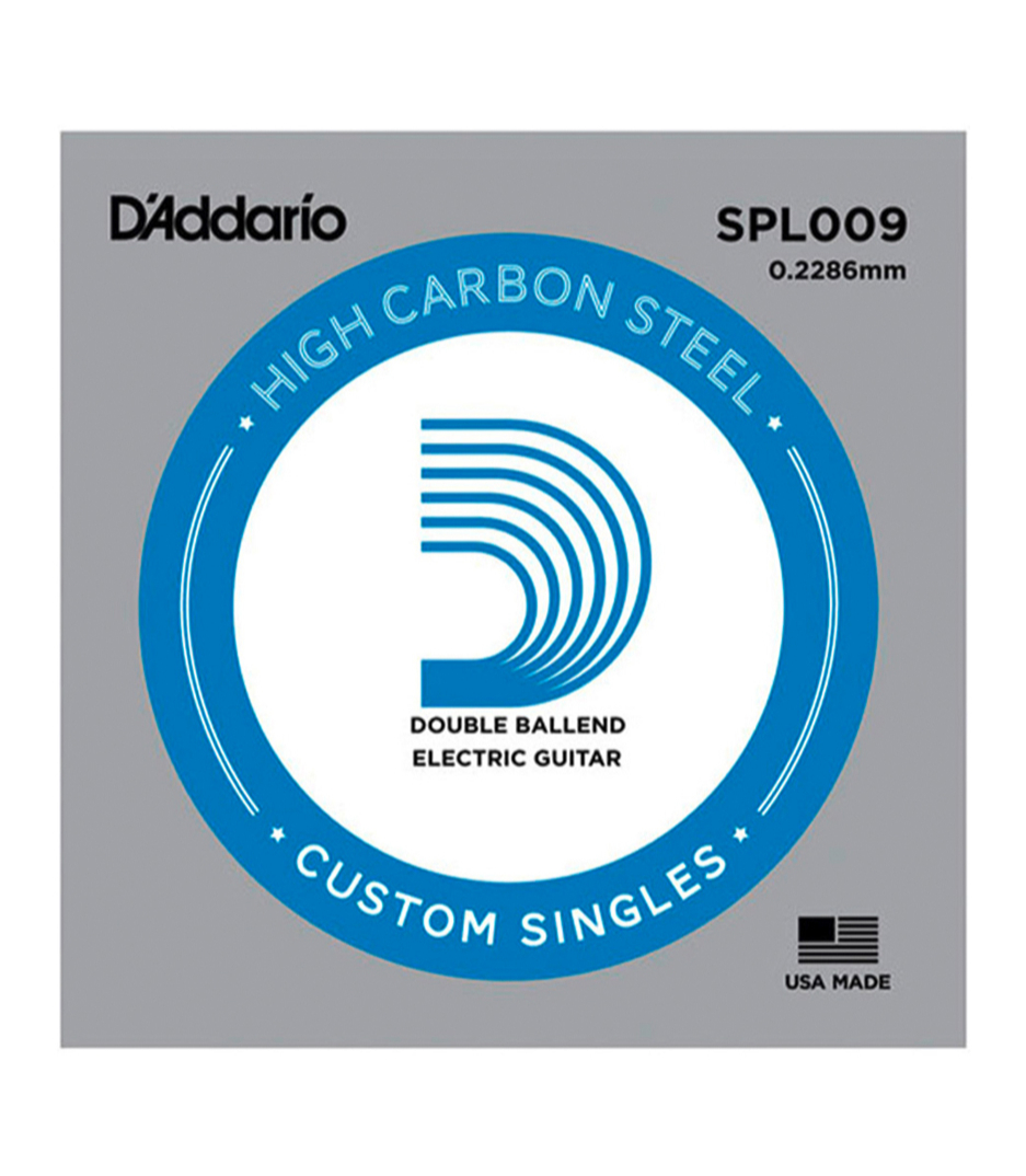D'Addario - SPL009 - Melody House Musical Instruments