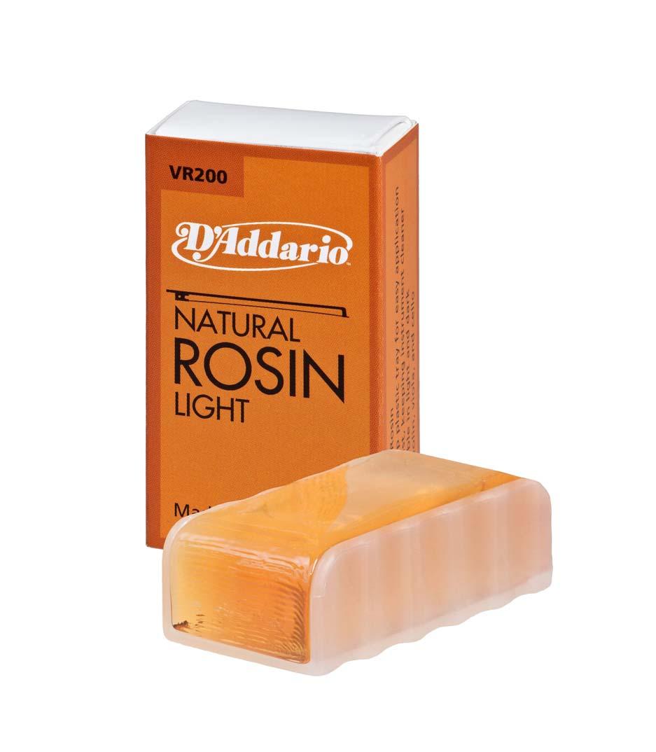 buy d'addario natural rosin light