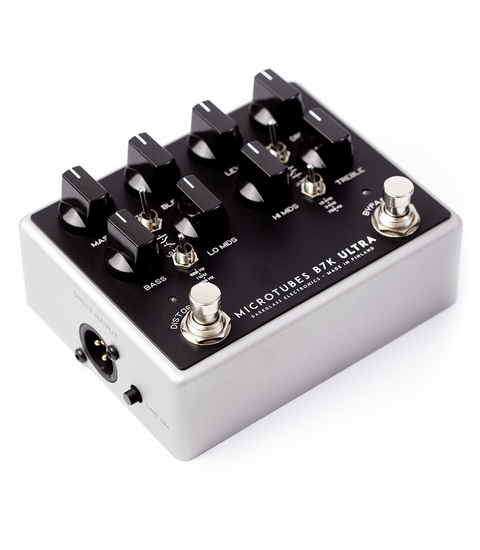 Darkglass - Microtubes B7K Ultra v.2 + AUX - Melody House Musical Instruments