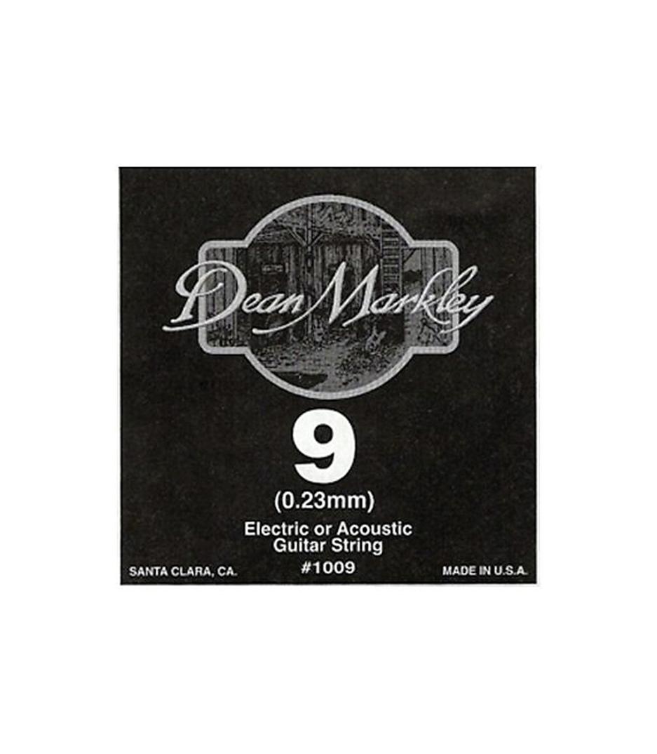 Buy Dean Markley - 1009 009 Plain Steel Single