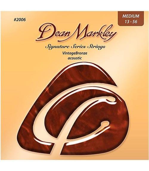 Buy Dean Markley - 2006AVintage Bronze Medium 13 56