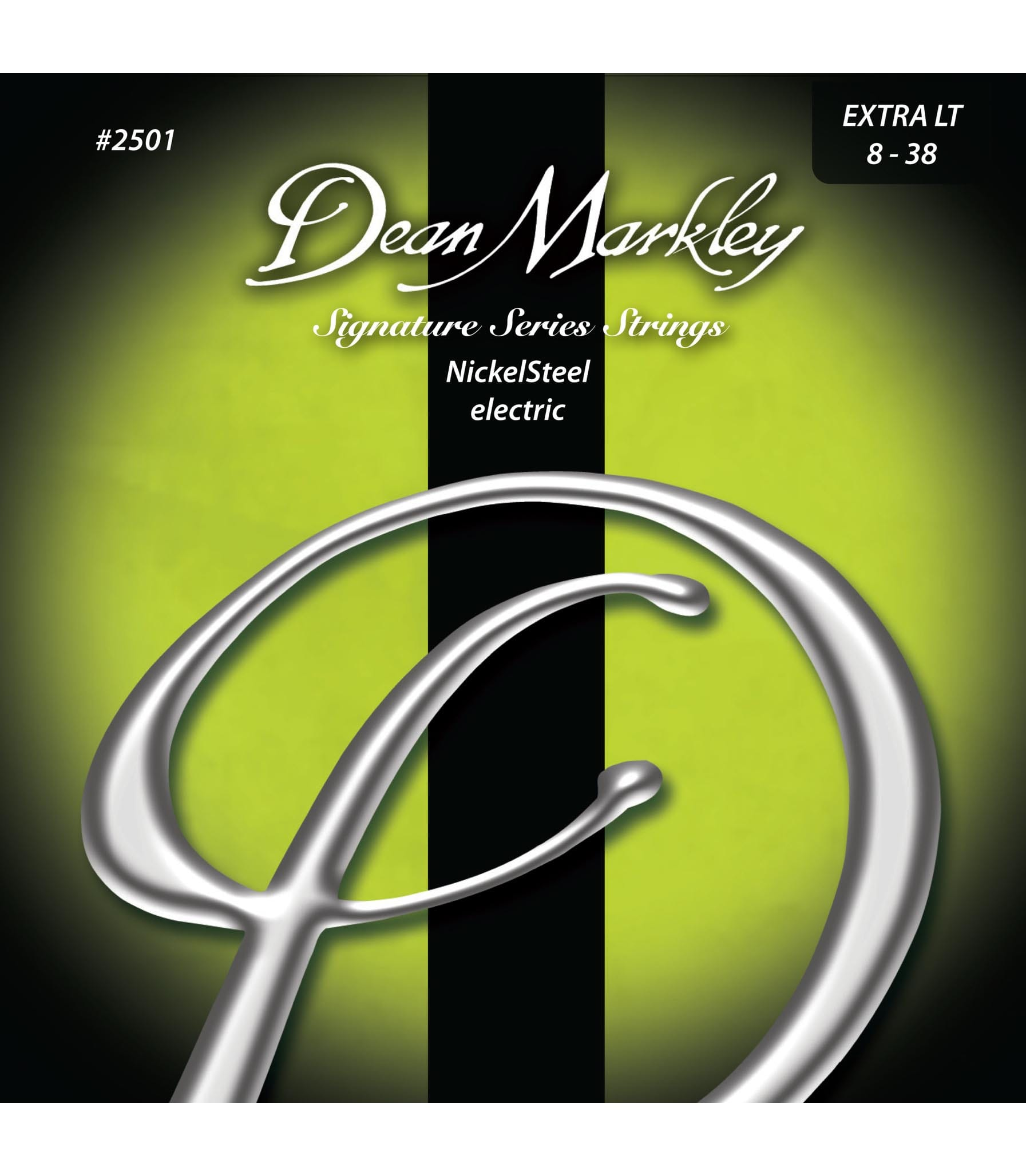 Dean Markley - 2501Extra Light 8 38 - Melody House Musical Instruments