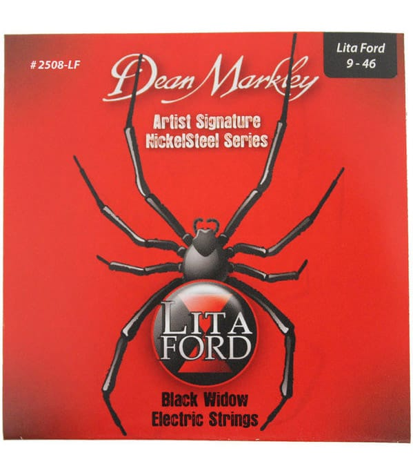 buy deanmarkley 2508lf custom light 9 46 lita ford signature set