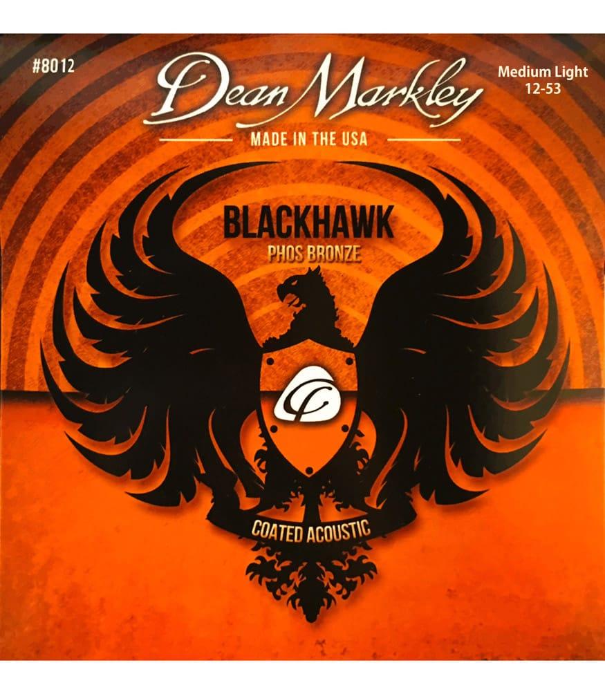 Buy Dean Markley - 8012Pure Bronze Medium Light 12 53