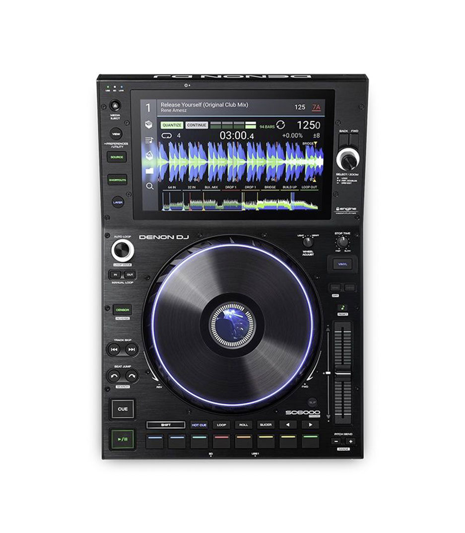 Denon DJ - SC6000 - Melody House Musical Instruments