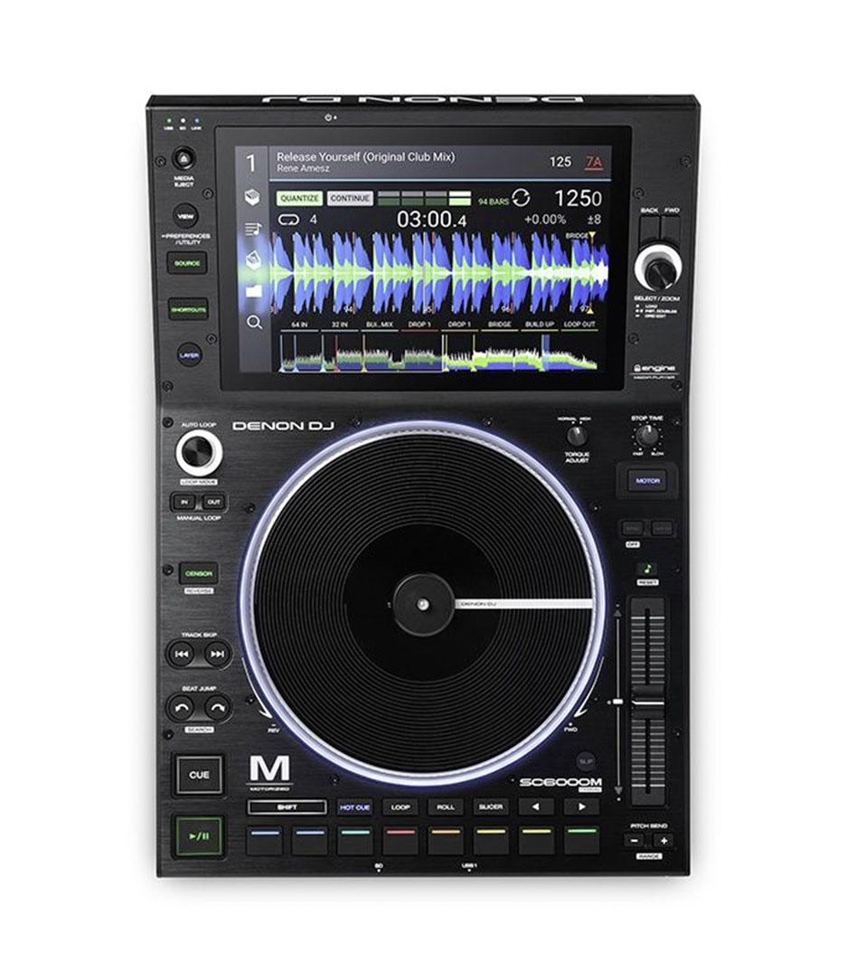 Denon DJ - SC6000M Professional DJ Media Player