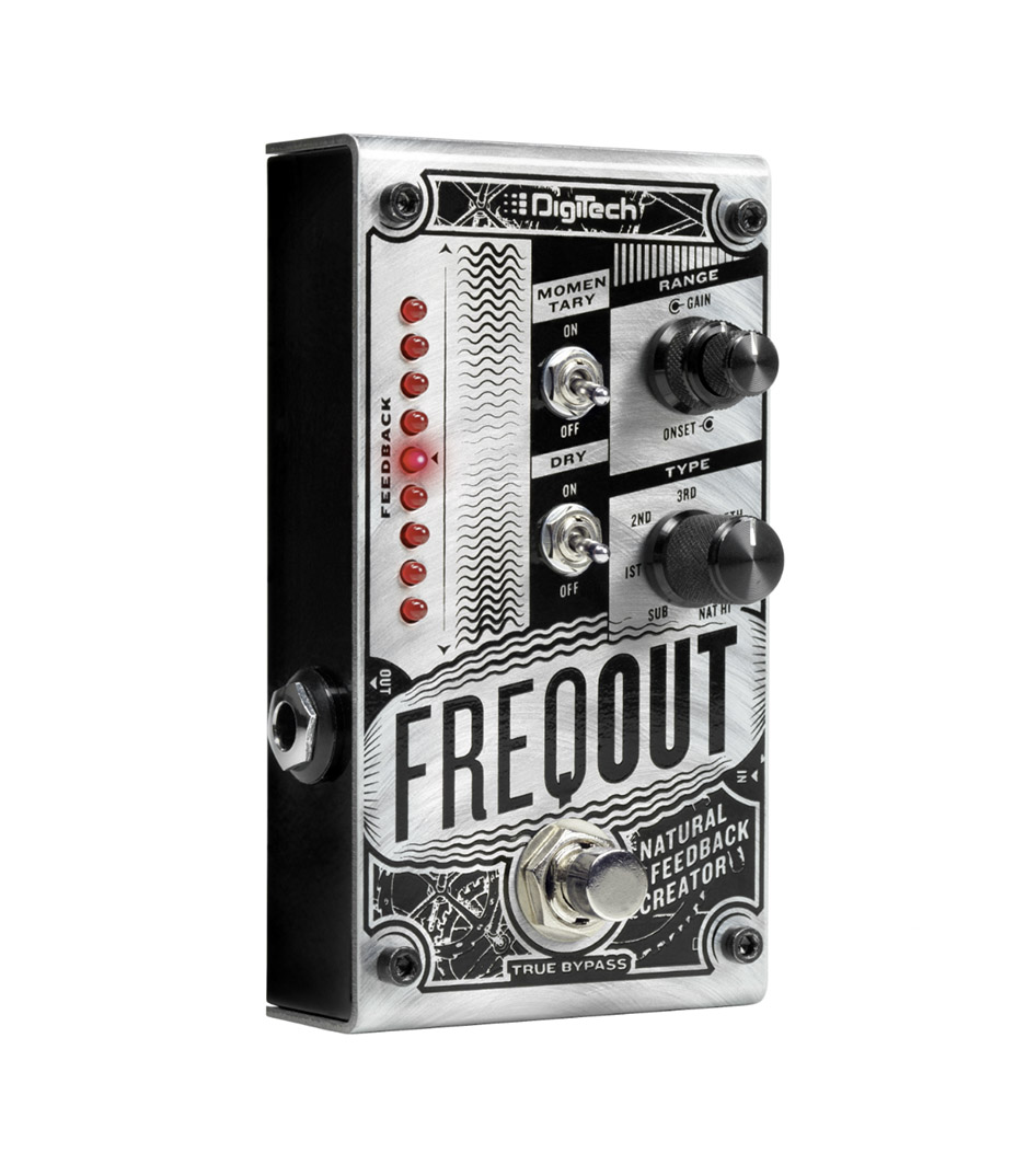 Digitech - FREQOUT V 00 Natural Feedback Creator - Melody House