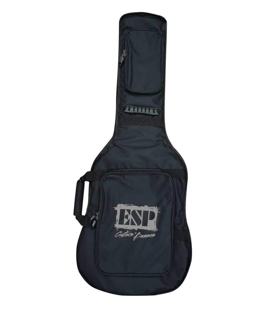 buy esp esp deluxe gig bag for guitar