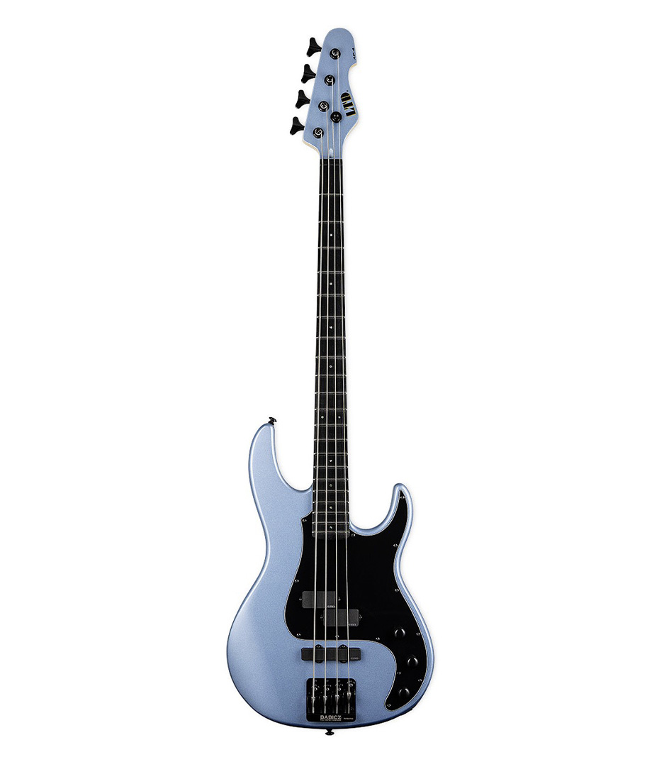 buy esp lap4pb ltd ap series 4 string bass pelham blue fin